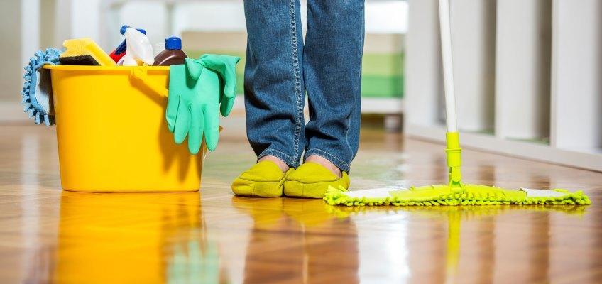 Уход за линолеумом в домашних условиях.   MS Cleaning